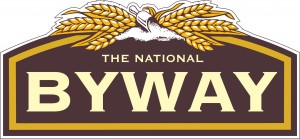 The National Byway logo