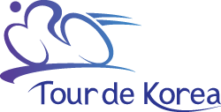 Official Tour de Korea logo